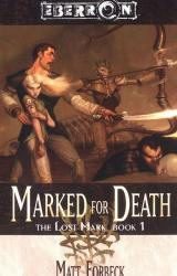 Книга Marked for Death