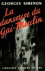 Книга La danseuse du Gai-Moulin